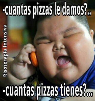 cuantas pizzas le damos yecla ofertas humor