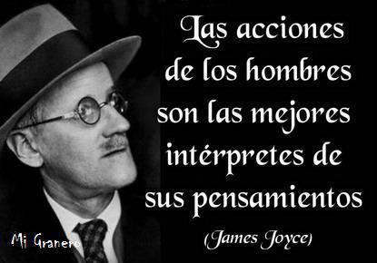 las acciones de los hombres son las mejores interpretaciones de sus pensamientos yecla ofertas frases celebres