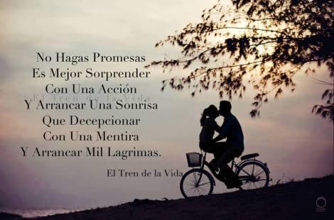 no hagas promesas es mejor sorprender yecla ofertas top frases romanticas en facebook