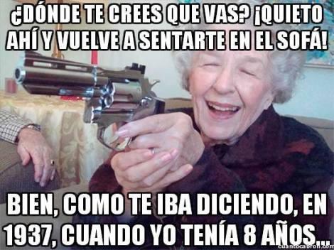 abuelas que se ponen muy pesadas contando historias yecla ofertas top humor de las redes sociales