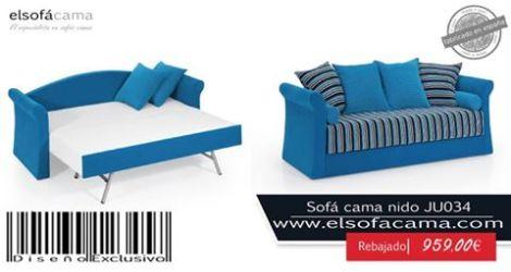 sofa cama barato de el sofa cama tienda online de muebles en yecla ofertas